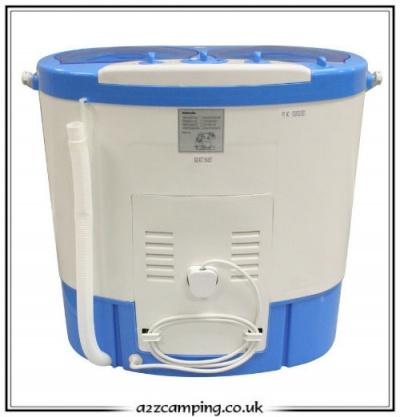Portable Twin Tub Washing Machine